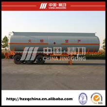 Petroleiro do combustível Q345 do aço carbono 42500L (HZZ9405GHY) venda conveniente e segura bem pelo mundo inteiro