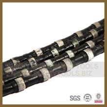 Corda de serra de fio de diamante para betão e betão armado