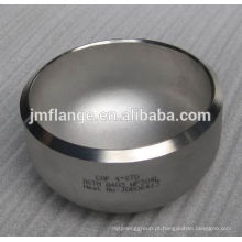 ASTM 403 1/4 '' - 36 '' butt soldagem tampa de aço inoxidável