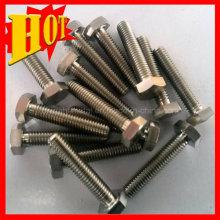Gros Gr9 Titanium Fasterners fabriqués en Chine