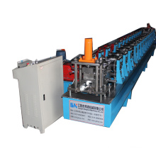solar panel mounting rack roll forming machine