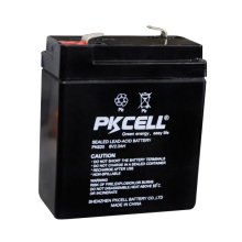 Bateria acidificada ao chumbo de SLA UPS da bateria da bateria VRLA 6V 2Ah de 6V 2Ah
