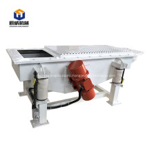animals feed additives linear vibrating screen