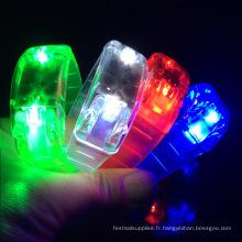 bracelet de silicium léger mené