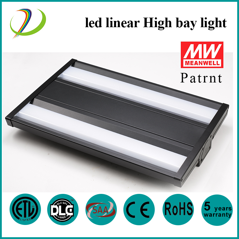 AC100-277V IP40 Led Linear High Bay Light