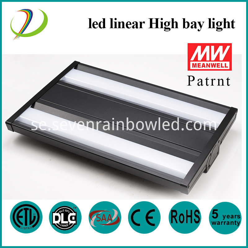 Indoor Use Led High Bay Fixtures