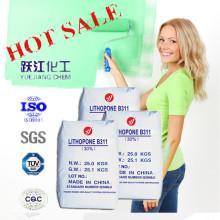 Superfein 30% Lithopon zur Beschichtung mit ISO9001 und SGS (B311)