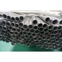 Tubulação de abastecimento de água de aço inoxidável SUS304 En (28 * 1.2 * 5750)
