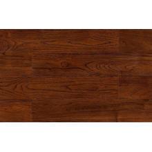Dark Brown Wenge teñido sólido Robinia Hardwood Flooring