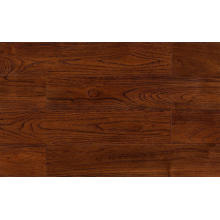 Dark Brown Wenge Stained Solid Robinia Hardwood Flooring