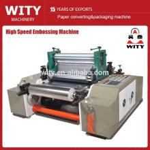 Machine à gaufrage en aluminium
