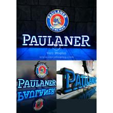 Paulaner led neon signs