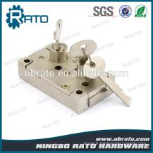 Fermeture de sécurité de verrouillage de clé de maître d'alliage de zinc