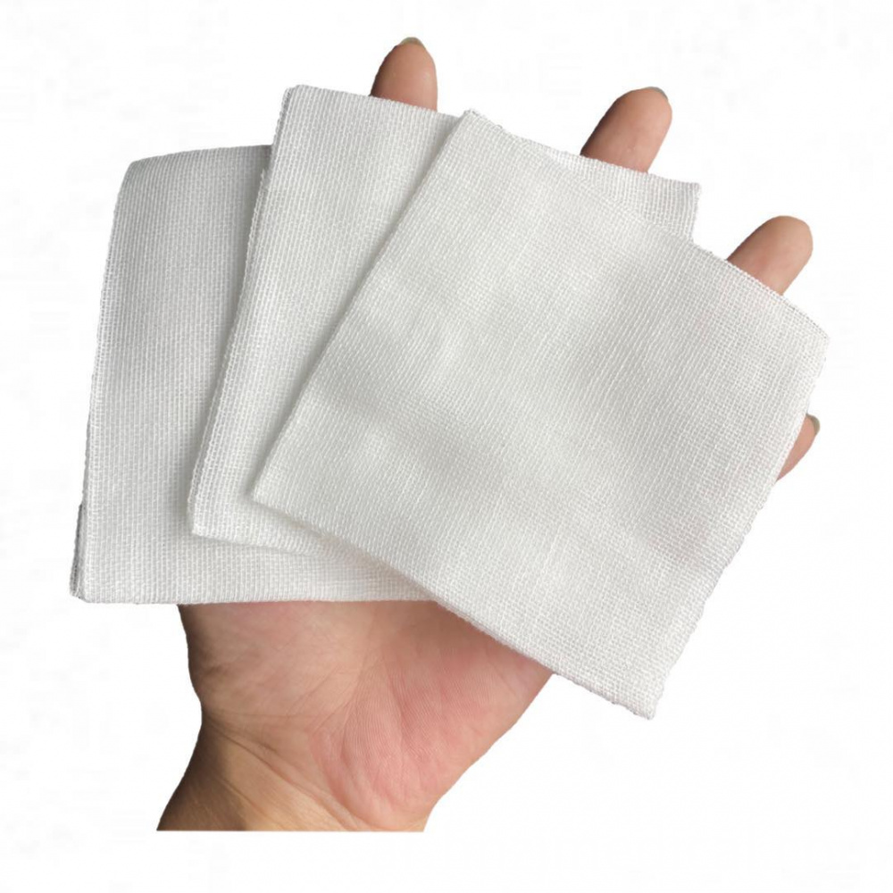 Sterile Gauze 100% Cotton