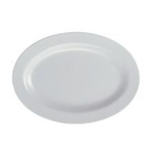 "Melamine""Invisible Series"" Oval Plate Tableware/100% Melamine (WT312)"