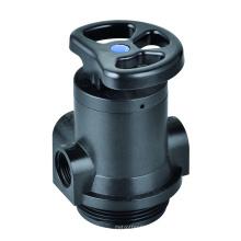 Válvula de filtro manual para sistemas de tratamento de água