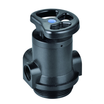 Manual Filter Valve for Water Treatment Systems
