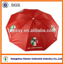 3 parapluie pliant d'élection pour la pluie