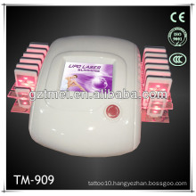635-650nm lipo laser weight loss 14pads