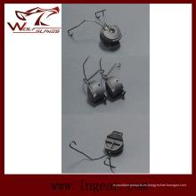 Peltor I / II arco casco adaptador/táctico de ferrocarril auricular soporte de suspensión