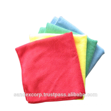 microfiber cleaning towel textile