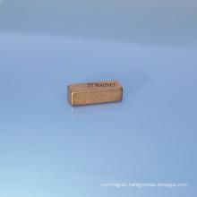 Custom Costing High Quality Block NdFeB Neodymium Magnet