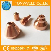 Para piezas de plasma 45A 220673 220674 220671 220660