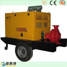 Bomba de agua diesel de alta calidad para riego móvil