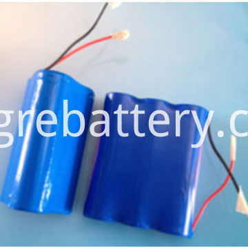18650 Flashlight Battery