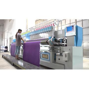 Máquina de bordar computadorizada Quilting Cshx-233