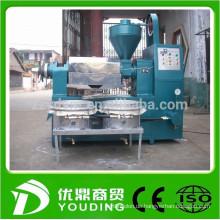 automatische Mähdrescher-Ölpressenmaschine mit Schraubendruckteilen und Vakuumfilter