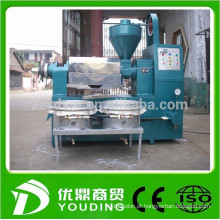 automatic combine cooking oil pressing machine with screw pressing parts and vacuum filter