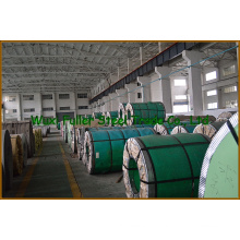 AISI 2b Finish SUS316L Cold Rolled Stainless Steel Coil