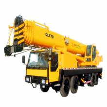 La mejor calidad 70 Ton Tavol Group Mobile Truck Crane de China a las ventas