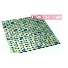 Dosseret de carreaux de mosaïque pierre naturelle