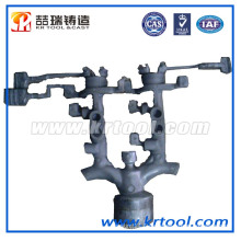 ODM Hersteller hohe Qualität Squeeze Casting mechanische Teile Lieferant