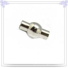 Pulsera de cuero de la joyería del acero inoxidable correa de la manera (SL0002)