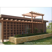 Cheap and Fine, Eco-Friendly, Green WPC Pavilion