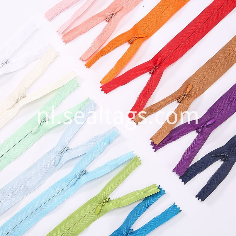 Colorful Zipper Gauge