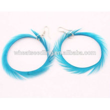 Fashion Hoop Earrings Natural Costume Earrings For Woman
