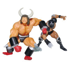 Accept Custom Cartoon Type Plastic Toy Model with Injection Process