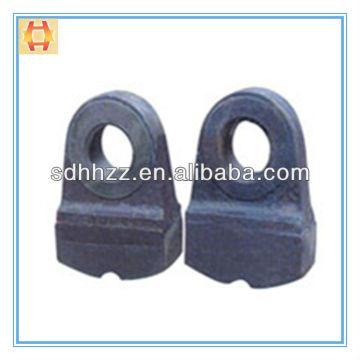 high chrome /high Mn Wear-resisting Hammer