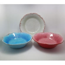 (BC-MB1009) Высокое качество многоразового имитационного фарфора меламина чаша