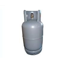Tanque de gasolina e GPL gás cilindro de aço-12.5kgb
