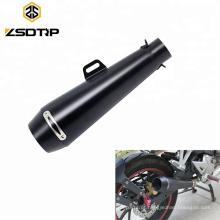 Universal 51mm Escape Sysyem Sistema de Escape Da Motocicleta OEM Motocross Silenciador Motocicleta Silenciador
