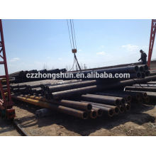 seamless steel pipe with beveled end