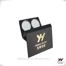 Maquillage de boîte de palette de paquet de papier personnalisé de haute qualité