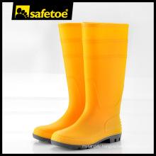 PVC gum boot, gum rain boot, rubber gum boots W-6036Y
