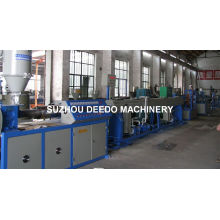 Máquina plástica da fabricação da tubulação de PPR