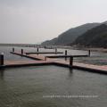 Durable marine ship aluminium floating dock